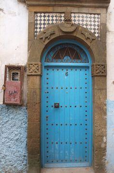Blue Doors of Essaouira
