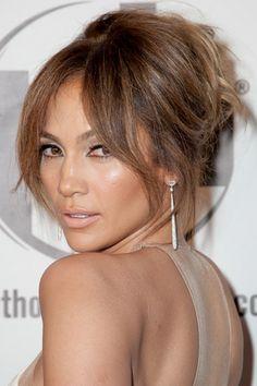 Jennifer Lopez Brown Hair Color