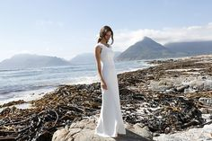 Brautkleid Toga aus der Rembo Styling Brautmoden Kollektion 2015 :: bridal dress from the 2015 Rembo Styling collection