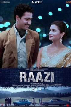 After Teaser Alia Bhatt's Raazi New Posters are Out Now See Here #raazi #aliabhatt #bollywood #movieposters
