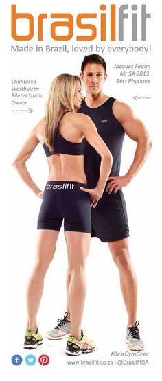 Activewear www. Best Physique, Best Gym, Pilates Studio, Body Shapes, Snug Fit, Fabric Design, South Africa, Activewear, Studios