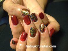 hatsuki furutani - salon works Blood and cross