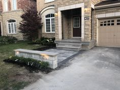Action Home Services is an experienced flagstone contractor in Toronto & the GTA. We provide flagstone design & installation, pool coping, and flagstone repair. Driveway Sealing, Pool Coping, Richmond Hill, Driveways, Flagstone, Pool Landscaping, Toronto, Porch, Woodworking