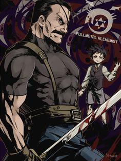 King Bradley #anime #fullmetalalchemist