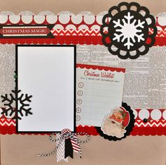 I hope everyone had a fantastic holiday weekend and enjoyed time with your family and friends! I am sharing some layouts t. Christmas Mini Albums, Christmas Scrapbook Layouts, Christmas Minis, Scrapbook Page Layouts, Scrapbook Paper Crafts, Christmas Crafts, Scrapbooking Ideas, Christmas Ideas, Merry Christmas Darling
