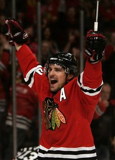 Happy Patrick Sharp