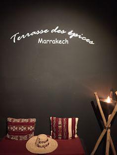 Je viens de passer 4 jours fabuleux à Marrakech avec mes 2 filles . Ce fut un séjour complice qui m'a ravi et puisqu'il fallait se trou...