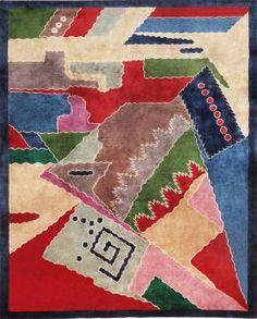 Art Deco Chinese Carpet 46981 Thumbnail - By Nazmiyal Chinese Art, Chinese Rugs, Asian Rugs, Art Deco Rugs, Art Deco Movement, Art Deco Furniture, Modern Furniture, Rugs On Carpet, Carpets