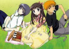 Tags: Anime, Fruits Basket, Honda Tohru, Sohma Yuki, Sohma Kyo