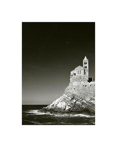 Portovenere I by Don Saunderson