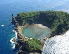 Islet of Vila Franca do Campo, Azores, Portugal Azores Portugal, Spain And Portugal, The Beautiful Country, Beautiful Places, Portugal Places To Visit, Las Azores, Places To Travel, Places To See, Wonders Of The World