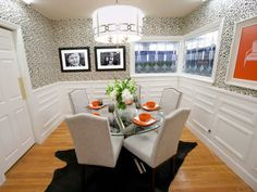 Britany's Dining Room Makeover