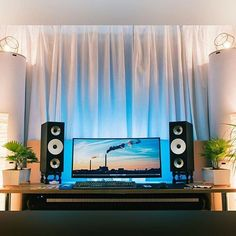 Best of gaming setup every day - #setup #dreamsetup #workstation #battlestation #workspace #pcgaming #deskspace #desksetup #gaming #game #gamer #gamingsetup #pc #pcmasterrace #computer #optimumsetups #technology #clean #interior #officialsetups #interiordesign #dreamroom #style #interiordecor #goodvibes #instagood #design #trademarkedsetups #inspiration #f4f