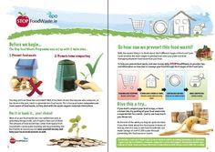 Stop Food Waste - waste prevention & waste management tip
