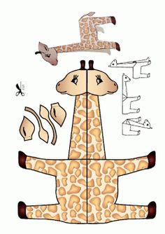 Zürafa Kalıbı
