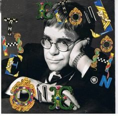 Elton John The One Single.
