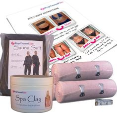 Herbal Body Wrap Kit For Fat Busters and Weight Loss Herbal Wraps have a formula that will help to eliminate excess weight, cellulite, help cleanse the body.  Herbal Body Wraps also keep working after the wrap is taken off.Herbal Body Wrap Kit For Fat Buster and Weight Loss.  Every time you lose some weight, you will have some loose skin.  To keep your skin tight, it is recommended for you to do a wrap after about every 5 to 10 pounds that you lose.