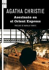 - ASESINATO EN EL ORIENTE EXPRESS,de Agata Christie....una indispensable en mi juventud,en mis momentos de relax.Todos sus libros,me enamore de Egipto,de las costumbres inglesas....