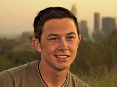 Scotty McCreery A perfect combination of cuteness and an amazing vocals