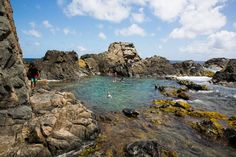 How to visit Natural Pool, Aruba. For an active adventure, hike from Daimari Beach and see a gorgeous stretch of coastline in Arikok National Park.