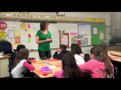 This video, set in the classroom, breaks down and models specific learning to learn  and attending behaviors. It could be a nice tool to use with students who require concrete and visual behavior supports and a great strategy for inclusion.