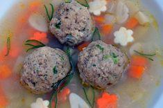 Polévkové knedlíčky nemusí být jen játrové, vyzkoušejte nový recept! – Hobbymanie.tv