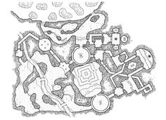 tombeau-roi-dwalok-grid , by kosmic dungeon