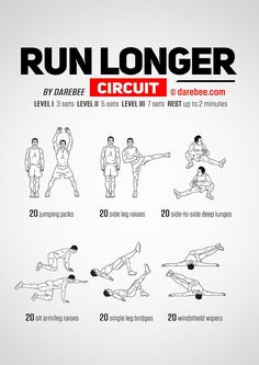 Run Longer Circuit