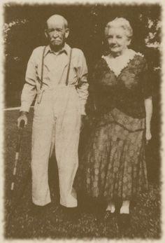 Almanzo Wilder & Laura Ingalls Wilder