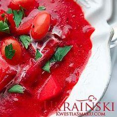 Barszcz ukraiński - łatwy do przygotowania w wersji wegetariańskiej