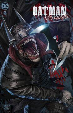 Batman Who Laughs #3 Skan