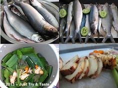 Just Try & Taste: Homemade Bandeng Presto Seafood, Fish, Homemade, Meat, Cooking, Recipes, Sea Food, Kitchen, Recipies