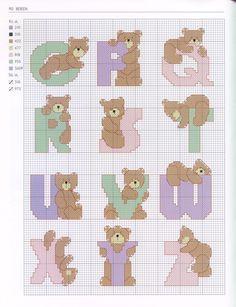 beren ABC klein