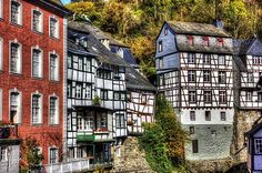 #monschau #germany #travel #architecture #medieval #photography Prints available