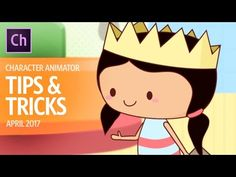 Character Animator Tips & Tricks (April 2017) - YouTube