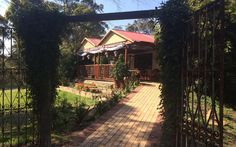 Valenti's on the Brook: Function room in Millendon WA Function Room, Party Venues, Cottage Style, Cabin, House Styles, Home Decor, Chalet Style, Decoration Home, Room Decor