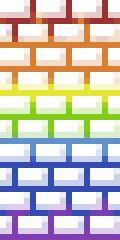 The Minecraft Rainbow white bricks Banner was contributed by . Minecraft Pe Seeds, Minecraft Food, Minecraft Video Games, Minecraft Tutorial, Minecraft Crafts, Minecraft Stuff, Best Minecraft Banners, Minecraft Banner Designs, Minecraft Creations