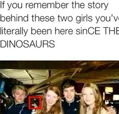 I remember<<< and I still dislike them and can't imagine why on earth you would not want a picture with Niall