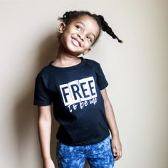 Free to be me- Christian Apparel for Kids by Free Citizen Co. www.freecitizenco.com/shop