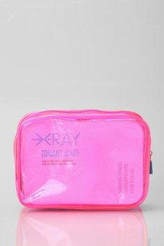 Flight 001 X-Rag Quart Makeup Bag #urbanoutfitters