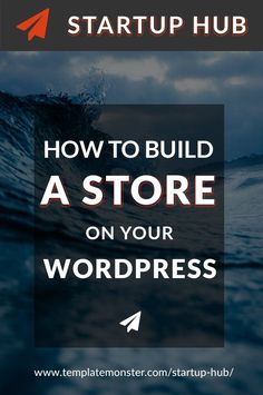 How to add a store to your WordPress website // Building a WordPress store to your website can increase your audience and make money. It is easy to do with the WooCommerce plugin. Check out our tips to get started.