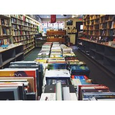 Prairie Lights in Iowa City, IA | 31 Independent Bookstores That Are Every Book Lover's Dream