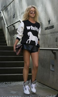 Mercedes-Benz Fashion Week Australia Street Style 2014