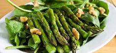 Recept: Heerlijke lentesalade met asperges en tuinerwten!