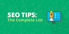 SEO Tips: The Complete List (201 Actionable Techniques)  via Brian Dean #SEO