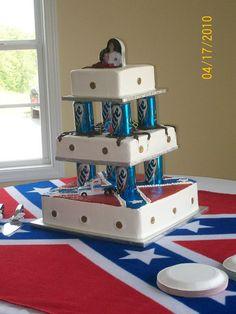 Redneck Wedding Cakes Cake Flickr Photo Sharing