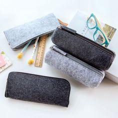 1.05AUD - Fashion Portable Makeup Cosmetic Bag Brush Pen Pencil Case Organizer Pouc Sale #ebay #Fashion