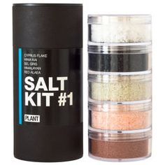 Salts & Sugars Set by Farm Candy | Spices & Sauces | AHAlife.com