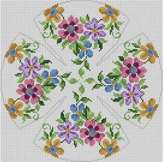 Yarmulke/Floral