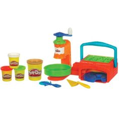 Play-Doh - 319891010 - Pâte à Modeler  - La Pizzeria Play-Doh http://www.amazon.fr/dp/B0052JD4XE/ref=cm_sw_r_pi_dp_dU-Fub1NV22QX